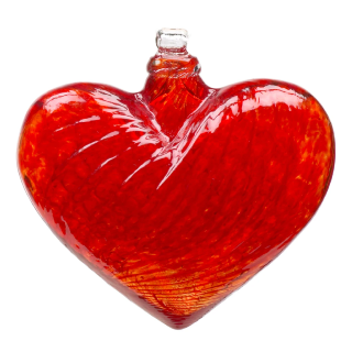Hearts of Glass - Red buy at Florist