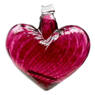 Hearts of Glass - Pink buy at Florist